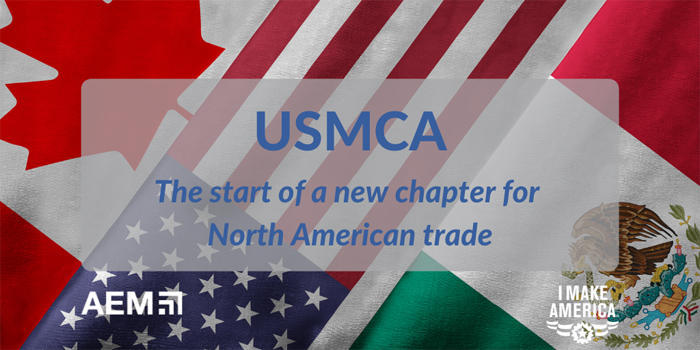AEM Publishes USMCA Implementation Guide