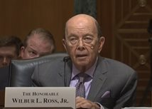 Ross Hearing Highlights Ramifications of Poor U.S. Trade Policy