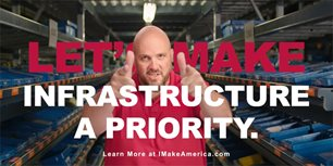 AEM Launches National Campaign to Urge President and Congress to Rebuild Our Infrastructure
