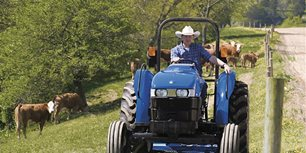 Small-Tractor Sales Bolster Overall Market Growth