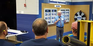 Rep. Grothman Helps Kondex Celebrate Manufacturing Day