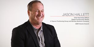 VIDEO: Jason Hallett of Digital Construction Works Talks AEM Futures Council, Disruption