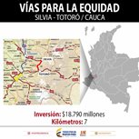 Colombia readies 5 'roads to equality' projects