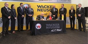 AEM Participates in Wacker Neuson Apprentice Program Signing Ceremony