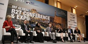 IRF Global's R2T Event Brings Together Road Building Sector in Las Vegas