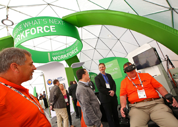 Tech and innovation on display at CONEXPO-CON/AGG & IFPE