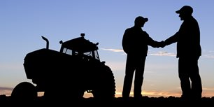 North American Tractor, Combine Sales Inch Upward