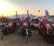ICUEE Attendees Get Fired Up for I Make America