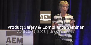 VIDEO: Product Safety & Compliance Seminar Gives Attendees Tools to Face Industry Challenges