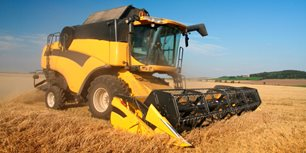 Self-Propelled Combine Sales Increase Significantly in January