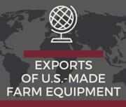 U.S. Agricultural Equipment Exports Drop 13.5 Percent in 2015