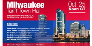 Tune In: Husco International to Host Tariff Town Hall This Thursday
