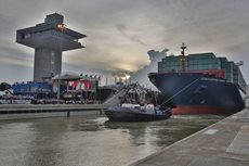 Ribbon cut on Panama Canal after US$5.4bn expansion