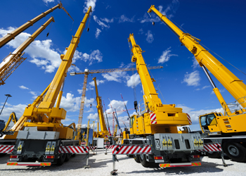 Three mobile crane guides available for download