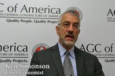 Simonson Says Highways, Housing Will Lead U.S. Construction in 2016