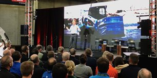 I Make America Infrastructure Town Hall at Doosan Bobcat a Success