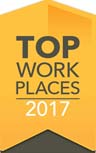 AEM Captures 'Top Workplace' Honors