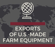 U.S. Farm Equipment Exports  Decline 14 Percent