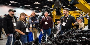 2019 World of Asphalt, AGG1 Shows Break Size Records
