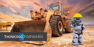 Ep. 14 - Embracing A.I. in the Heavy Equipment Industry, with Amber Mac and Neil Jacobstein