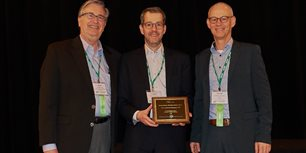 AEF Earns ASABE AE50 Award for Tractor Implement Management (TIM) Functionality