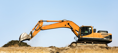 Construction Equipment Categories