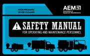 AEM Produces New High-Pressure Sewer Cleaner Safety Manual
