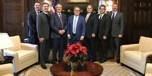 AEM Staff and Ag Sector Board Members Meet With EPA Administrator Wheeler