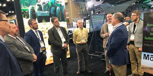 AEM Hosts EPA for Precision Ag Tour at Commodity Classic