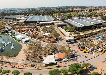 BAUMA CONEXPO AFRICA dates have been set for 2018