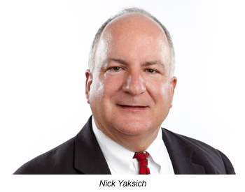 AEM's Nick Yasich to chair national transportation research group