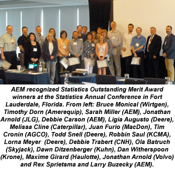 AEM Statistics Annual Merit Awards