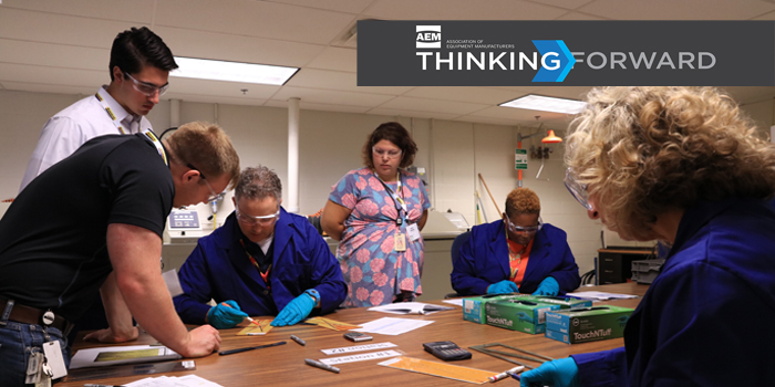 CNH Industrial Externship Equips Educators With Tools to Close the Skills Gap