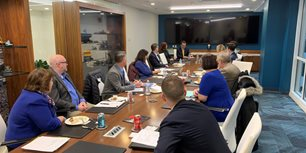 AEM DC Office Hosts Surface Transportation Communicators