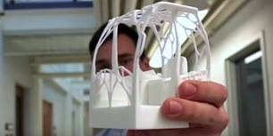 VIDEO: First 3D Printed Excavator Just Got One Step Closer to Reality