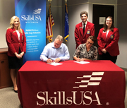 AEM, SkillsUSA Team Up to Tackle Manufacturing's Skills Gap