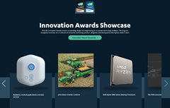 AEM Members Recognized for Design and Engineering Excellence with 2021 CES 2021 Innovation Awards