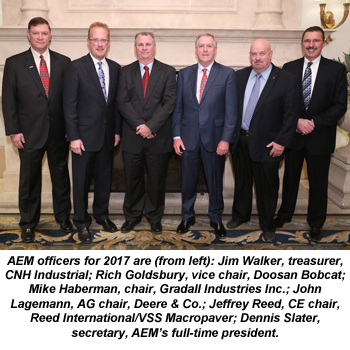 2017 AEM Officers