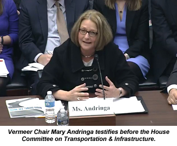 Mary Andringa testifies before Congress.