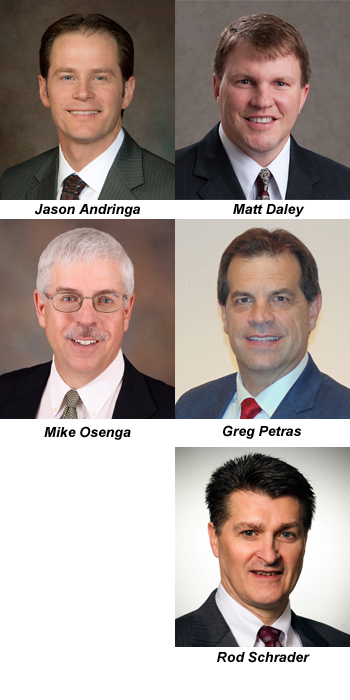 Five new Directors join AEM Board