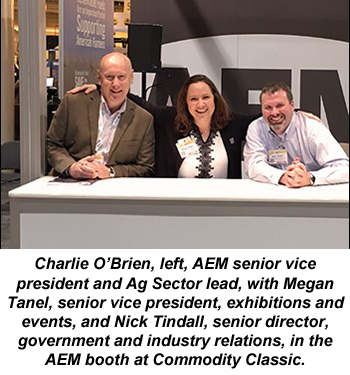 Charlie O'Brien to retire from AEM