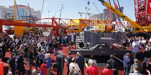 VIDEO: Industry Introduces New Products, Technology at CONEXPO-CON/AGG 2017