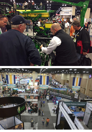 Growers 'Farmer Up' for Commodity Classic