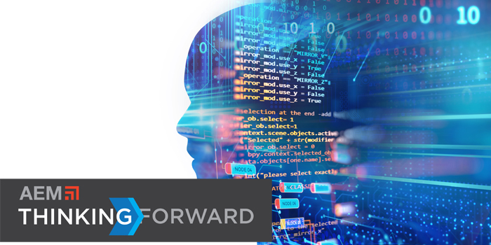 Attention AEM Members: Thinking Forward Event to Provide AI Innovation Blueprint