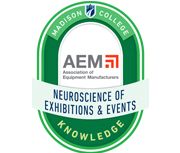 AEM Exhibitions and Marketing Team Earns Neuroscience of Exhibitions and Events Credentials