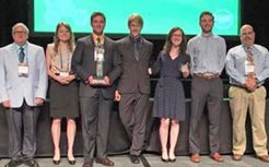 Next-Generation Ag Engineers Honored with AEM Student Awards