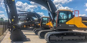 Volvo CE Dealer Cowin Equipment Company Weighs in on Short-Term Outlook: 'We're Coming Back'