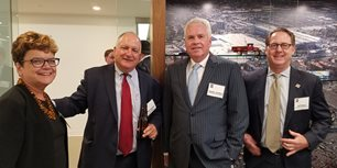 AEM DC Office Hosts Grand Opening