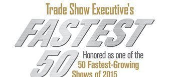 Three AEM Trade Shows Win 'Fastest 50' Honors