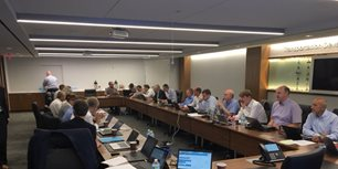 AEF Leaders Discuss Machine Communication Systems